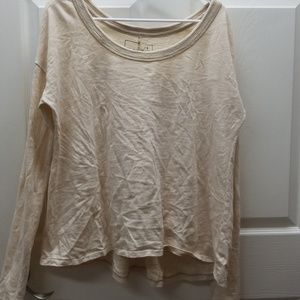 Free People tshirt